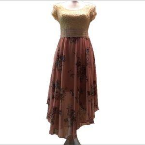 Rue 21 Asymmetrical dress